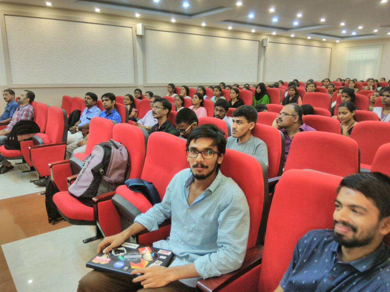 Debian Stretch Release Party by FSUG Thrissur