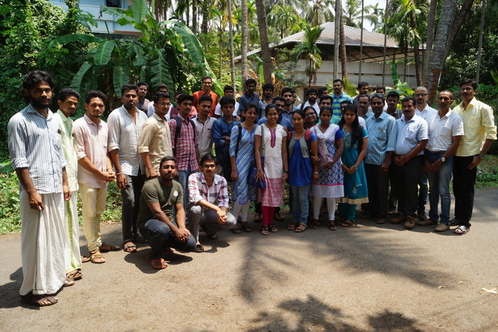 GnuKhata Workshop by FSUG Thrissur